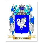Hirschenboim Small Poster