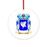Hirschenboim Ornament (Round)