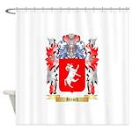 Hirsch Shower Curtain