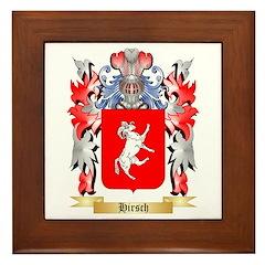 Hirsch Framed Tile