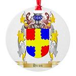 Hiron Round Ornament