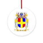 Hiron Ornament (Round)
