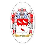 Hipps Sticker (Oval 50 pk)
