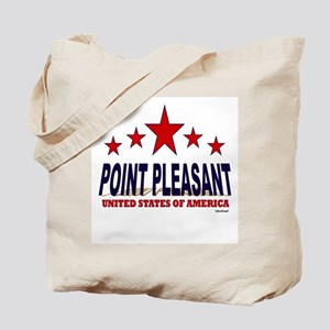 Point Pleasant U.S.A. Tote Bag