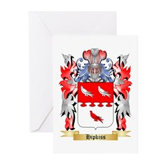 Hipkiss Greeting Cards (Pk of 10)
