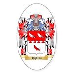 Hipkins Sticker (Oval 50 pk)