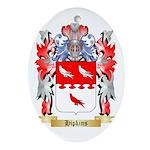 Hipkins Ornament (Oval)