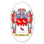 Hipkin Sticker (Oval 50 pk)