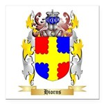Hiorns Square Car Magnet 3