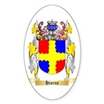 Hiorns Sticker (Oval 50 pk)