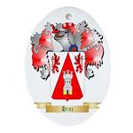 Hinz Ornament (Oval)