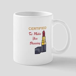 CERTIFIED MAKEUP ARTIST Mugs