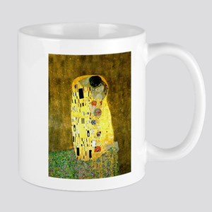 The Kiss Gustav Klimt Mug