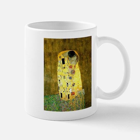 The Kiss Gustav Klimt Mug