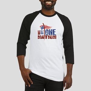 One Nation Baseball Jersey