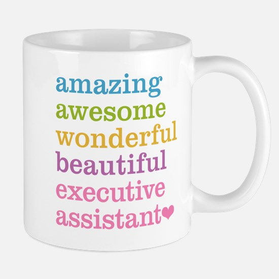 Executive Assistant Mugs