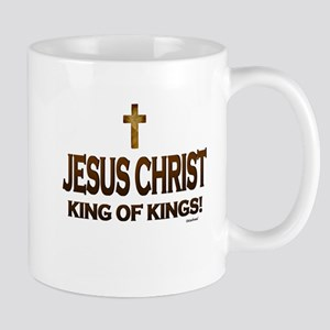 Jesus Christ King of Kings Mug
