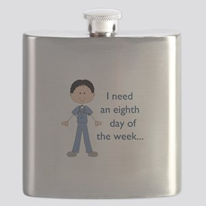 EIGHTH DAY OF THE WEEK Flask