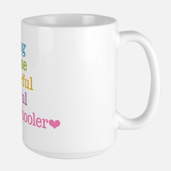 Homeschooler Large Mug
