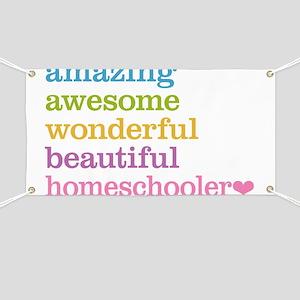Homeschooler Banner