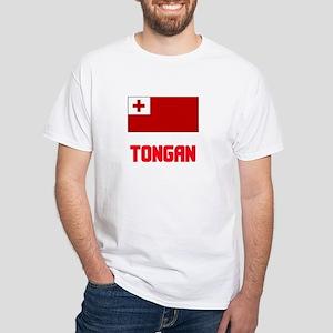 Tongan Flag Design T-Shirt