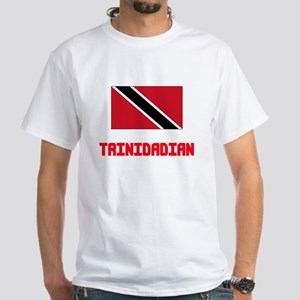Trinidadian Flag Design T-Shirt
