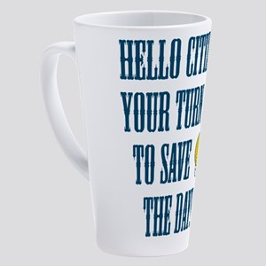 Good Citizen 17 oz Latte Mug
