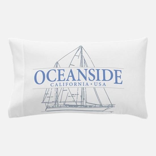 Oceanside CA - Pillow Case