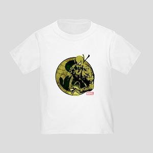 Iron Fist On Icon Toddler T-Shirt