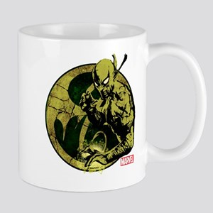 Iron Fist On Icon Mug