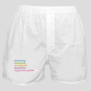 Hypnotherapist Boxer Shorts