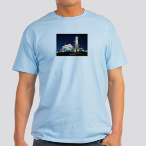 Fenwick Island Lighthouse. Light T-Shirt