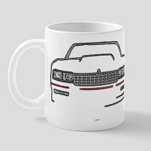 The Full Monte Mug
