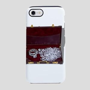 DiamondBusiness062710Shadows.p iPhone 7 Tough Case