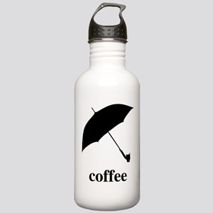 umbrella Stainless Water Bottle 1.0L