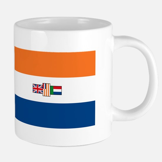 South Africa Flag Mugs
