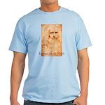 Leonardo da Vinci Light T-Shirt