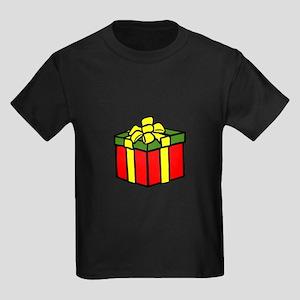 CHRISTMAS PRESENT APPLIQUE T-Shirt