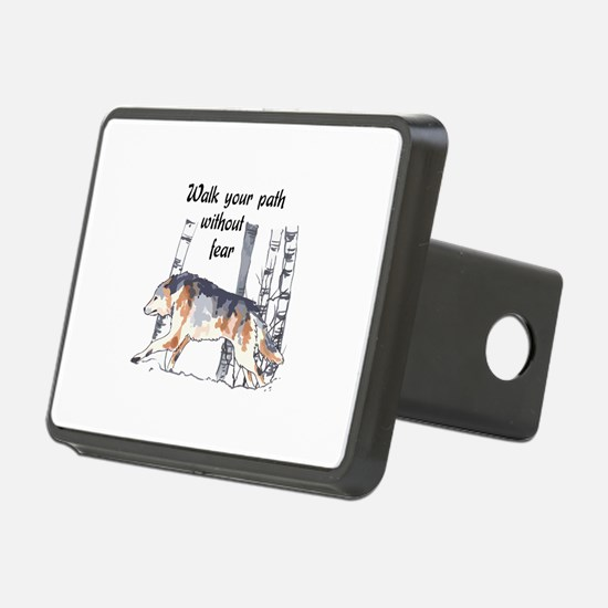 WALK WITHOUT FEAR Hitch Cover