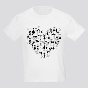 Heart Cats T-Shirt