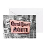 Coral Court Greeting Cards (Pk of 10)