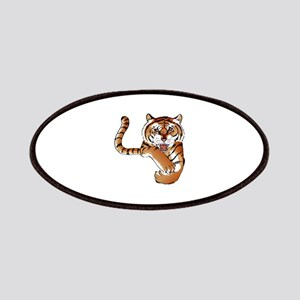 TIGER MASCOT Patches
