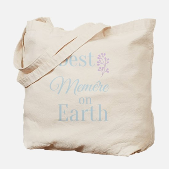 Cute Memere Tote Bag