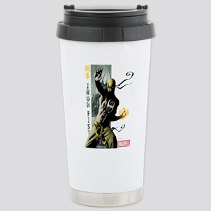 Iron Fist Vertical Cove Stainless Steel Travel Mug