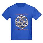 Polyhedra Kids Dark T-Shirt