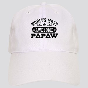 World's Most Awesome Papaw Cap