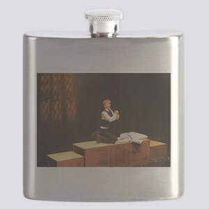 Scrooge Flask
