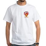 Hinson White T-Shirt