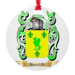 Hinscliffe Ornament