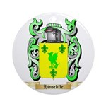 Hinscliffe Ornament (Round)